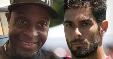 Jerry Rice Supports Jimmy G After Awful Game, 'Go Miners'