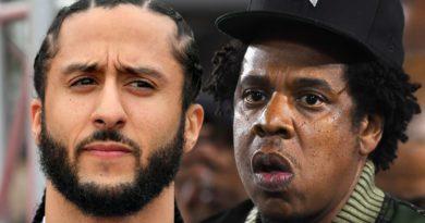 Colin Kaepernick Takes Jab at Jay-Z for Saying We've Moved Past Kneeling