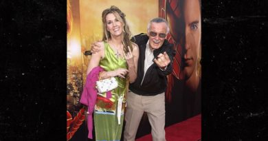 Stan Lee's Daughter Sides with Sony Over Disney in 'Spider-Man' Split