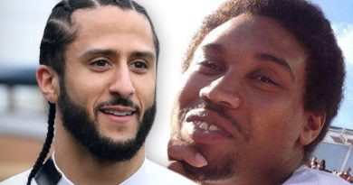 Colin Kaepernick Praised By Mario Woods' Mom, 'I'm Very Proud Of You'