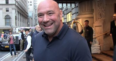 Dana White Says UFC's New 'BMF' Belt will Cost $50k to Make
