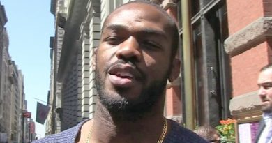 Jon Jones Pleads No Contest In Strip Club Vagina Slap Case, No Jail Time