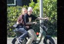 Justin Bieber Rides His Bike With Hailey Holding on Tight