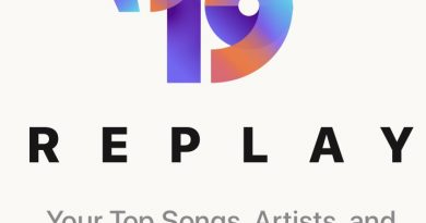 Apple Replay Gives You A Rundown Of How Much Music You've Listened To For The Year!